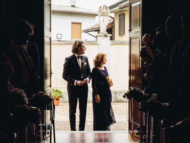 Il matrimonio di Matteo e Serena a Inverno e Monteleone, Pavia 28