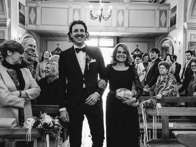 Il matrimonio di Matteo e Serena a Inverno e Monteleone, Pavia 30