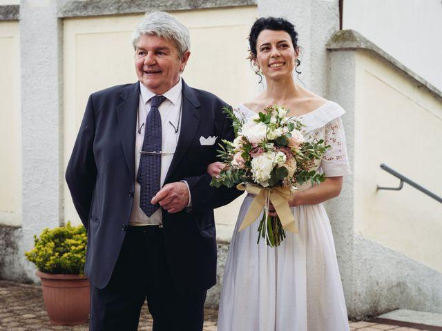 Il matrimonio di Matteo e Serena a Inverno e Monteleone, Pavia 31