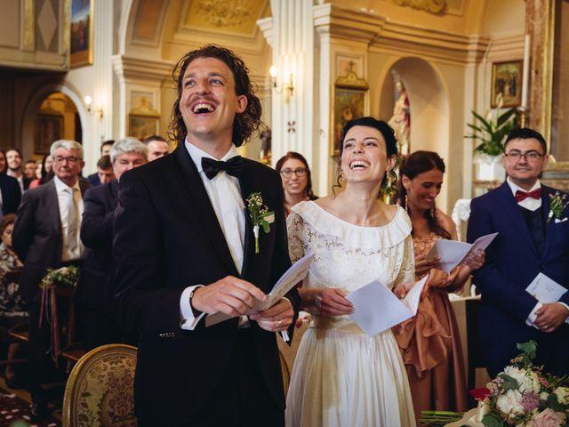 Il matrimonio di Matteo e Serena a Inverno e Monteleone, Pavia 34
