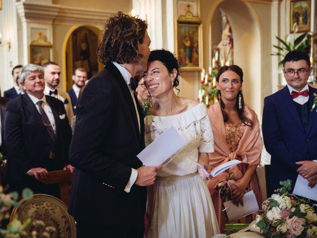 Il matrimonio di Matteo e Serena a Inverno e Monteleone, Pavia 35