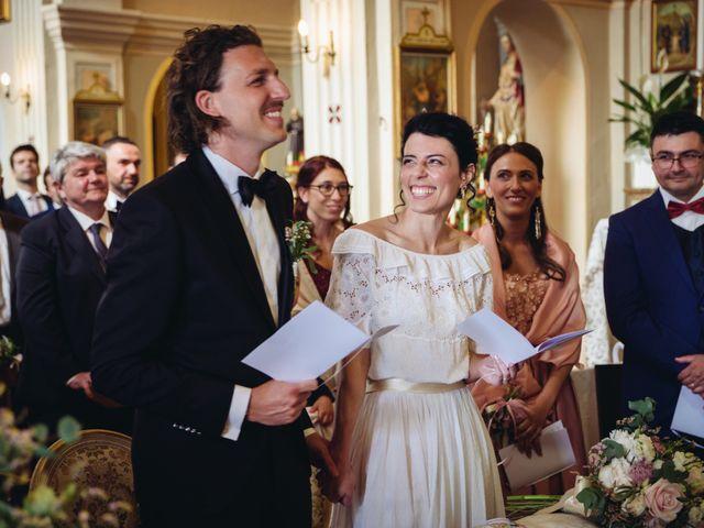 Il matrimonio di Matteo e Serena a Inverno e Monteleone, Pavia 36