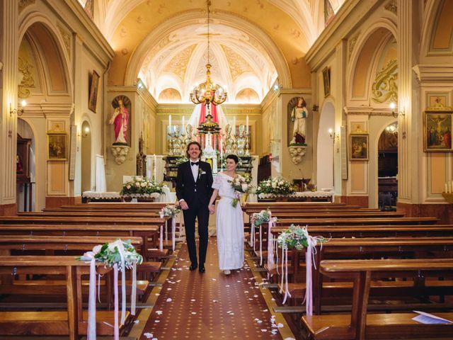 Il matrimonio di Matteo e Serena a Inverno e Monteleone, Pavia 40