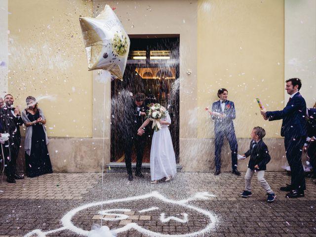 Il matrimonio di Matteo e Serena a Inverno e Monteleone, Pavia 41