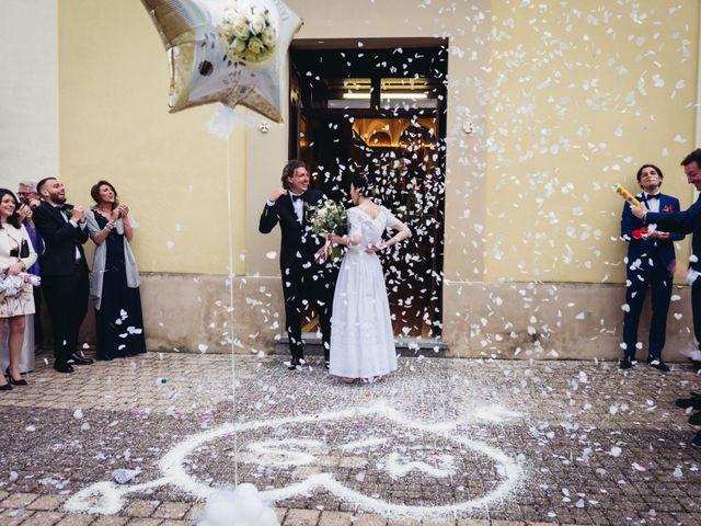 Il matrimonio di Matteo e Serena a Inverno e Monteleone, Pavia 42