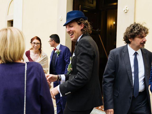 Il matrimonio di Matteo e Serena a Inverno e Monteleone, Pavia 45
