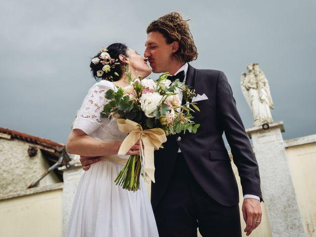Il matrimonio di Matteo e Serena a Inverno e Monteleone, Pavia 47