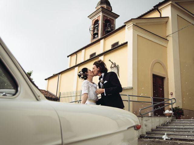 Il matrimonio di Matteo e Serena a Inverno e Monteleone, Pavia 49