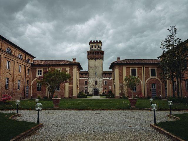 Il matrimonio di Matteo e Serena a Inverno e Monteleone, Pavia 52
