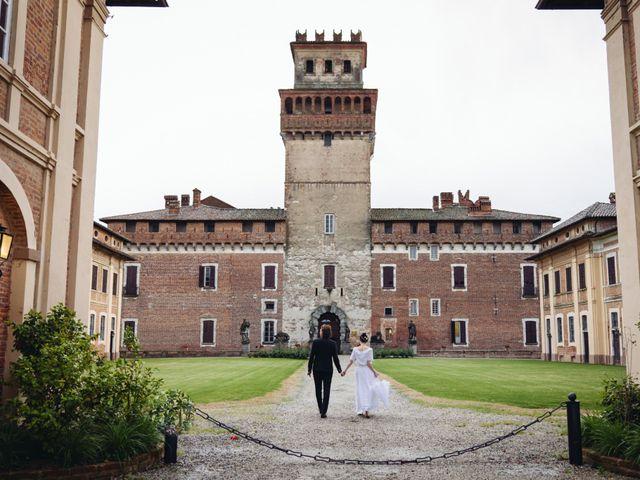 Il matrimonio di Matteo e Serena a Inverno e Monteleone, Pavia 60