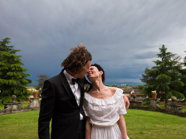Il matrimonio di Matteo e Serena a Inverno e Monteleone, Pavia 62