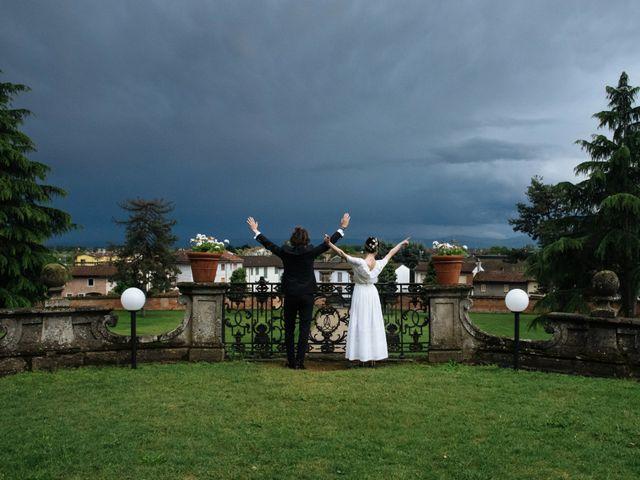 Il matrimonio di Matteo e Serena a Inverno e Monteleone, Pavia 65