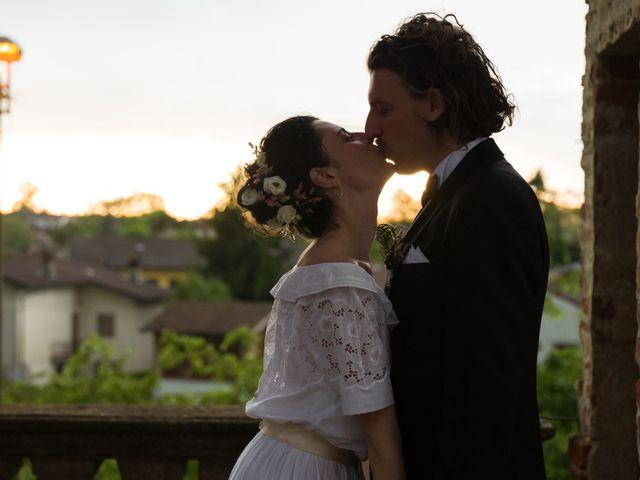 Il matrimonio di Matteo e Serena a Inverno e Monteleone, Pavia 69