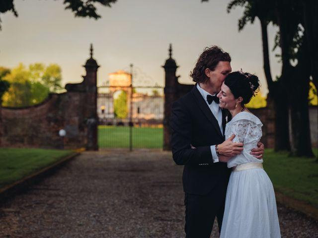 Il matrimonio di Matteo e Serena a Inverno e Monteleone, Pavia 70
