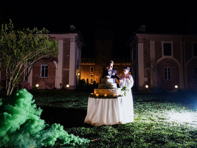 Il matrimonio di Matteo e Serena a Inverno e Monteleone, Pavia 75