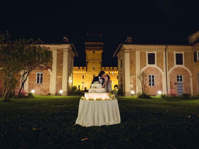 Il matrimonio di Matteo e Serena a Inverno e Monteleone, Pavia 76