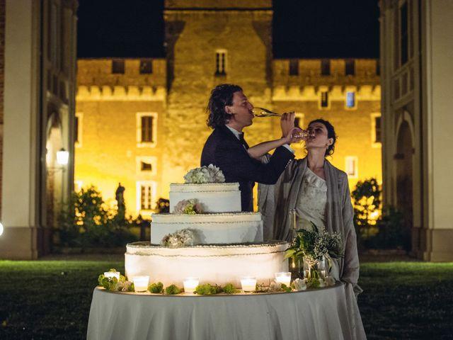 Il matrimonio di Matteo e Serena a Inverno e Monteleone, Pavia 77