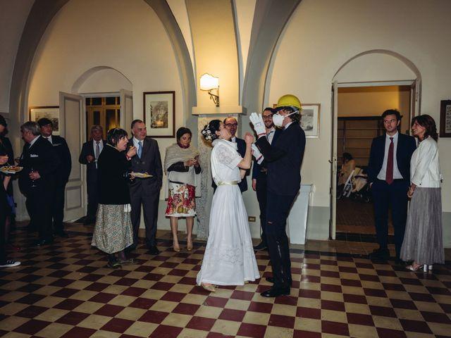 Il matrimonio di Matteo e Serena a Inverno e Monteleone, Pavia 78