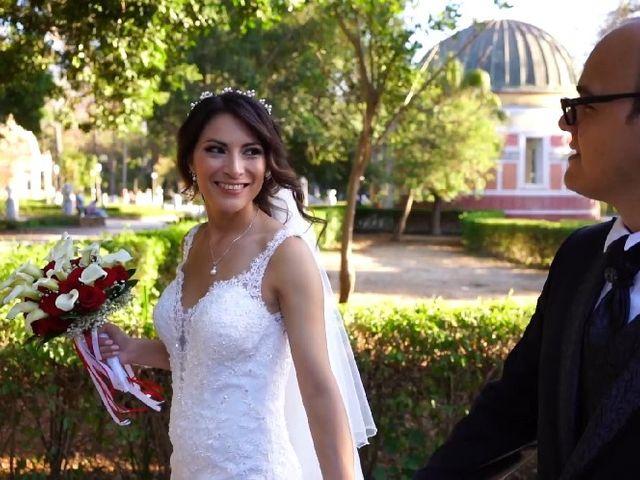 Il matrimonio di Pietro e Casie a Monreale, Palermo 1
