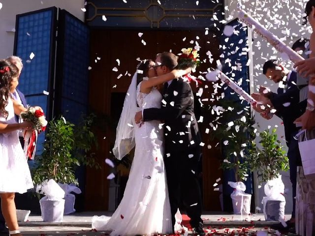 Il matrimonio di Pietro e Casie a Monreale, Palermo 2