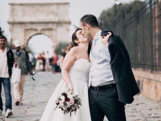 Le nozze di Elvira e Fabio