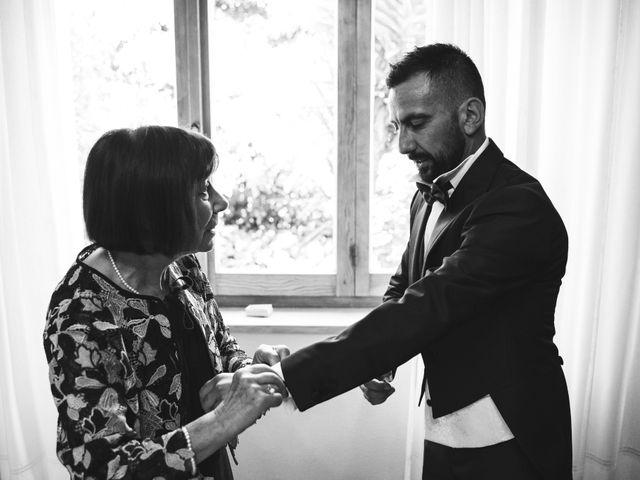 Il matrimonio di Andrea e Valentina a Collinas, Cagliari 10