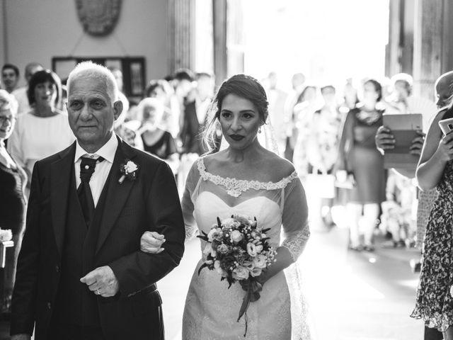 Il matrimonio di Andrea e Valentina a Collinas, Cagliari 17
