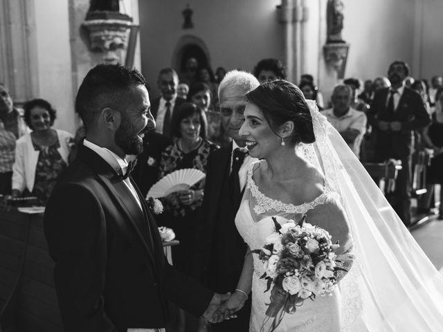 Il matrimonio di Andrea e Valentina a Collinas, Cagliari 18