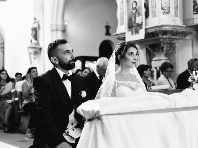 Il matrimonio di Andrea e Valentina a Collinas, Cagliari 19