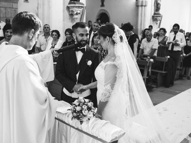 Il matrimonio di Andrea e Valentina a Collinas, Cagliari 21