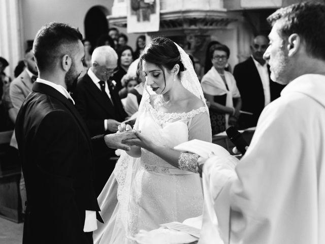 Il matrimonio di Andrea e Valentina a Collinas, Cagliari 22