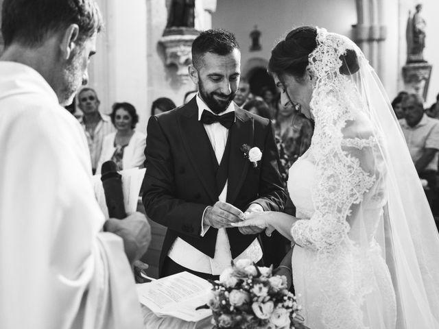 Il matrimonio di Andrea e Valentina a Collinas, Cagliari 23