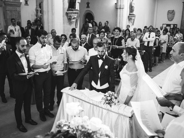 Il matrimonio di Andrea e Valentina a Collinas, Cagliari 24