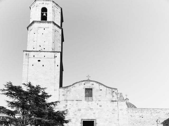 Il matrimonio di Andrea e Valentina a Collinas, Cagliari 28