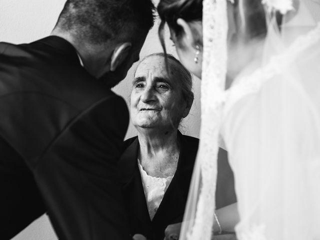 Il matrimonio di Andrea e Valentina a Collinas, Cagliari 31