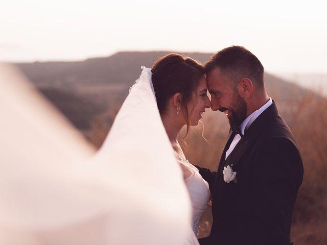 Il matrimonio di Andrea e Valentina a Collinas, Cagliari 35