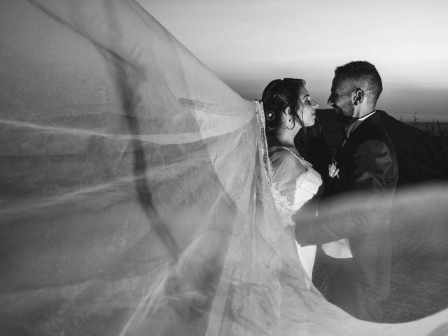 Il matrimonio di Andrea e Valentina a Collinas, Cagliari 36