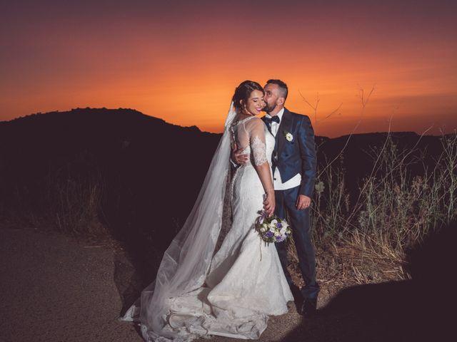 Il matrimonio di Andrea e Valentina a Collinas, Cagliari 37