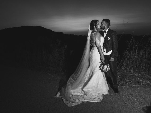 Il matrimonio di Andrea e Valentina a Collinas, Cagliari 38