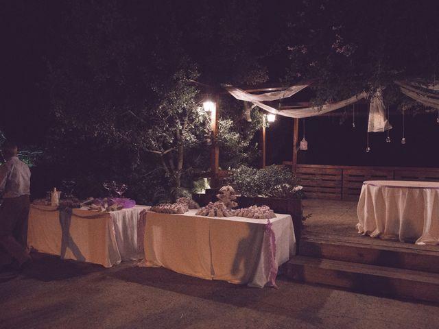 Il matrimonio di Andrea e Valentina a Collinas, Cagliari 43