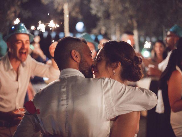 Il matrimonio di Andrea e Valentina a Collinas, Cagliari 53