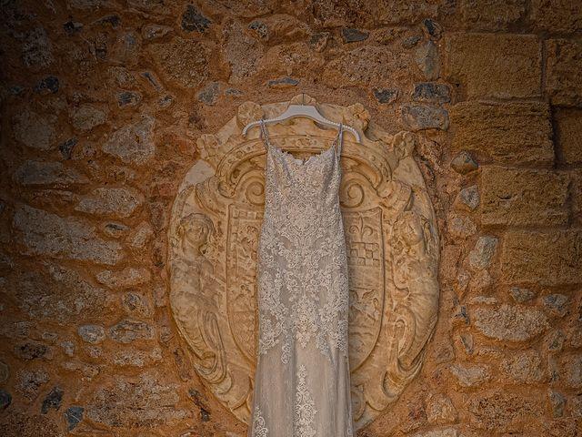Il matrimonio di Giuseppe e Nikki a Trabia, Palermo 3