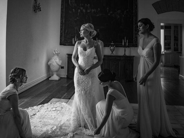 Il matrimonio di Giuseppe e Nikki a Trabia, Palermo 16