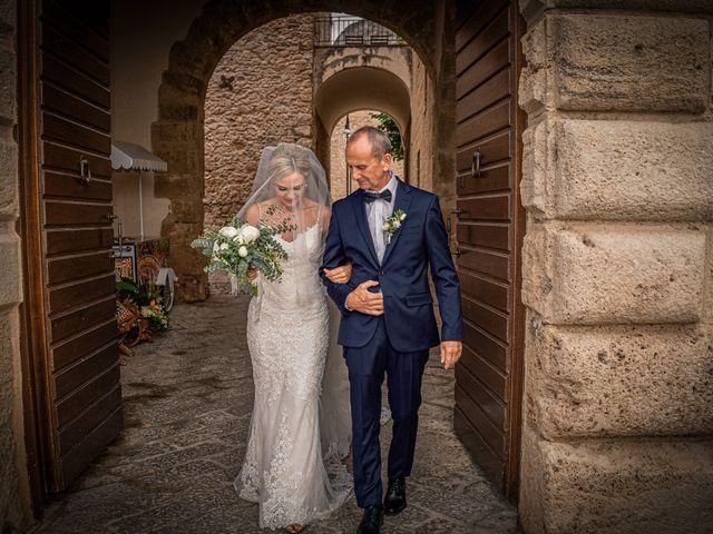 Il matrimonio di Giuseppe e Nikki a Trabia, Palermo 19