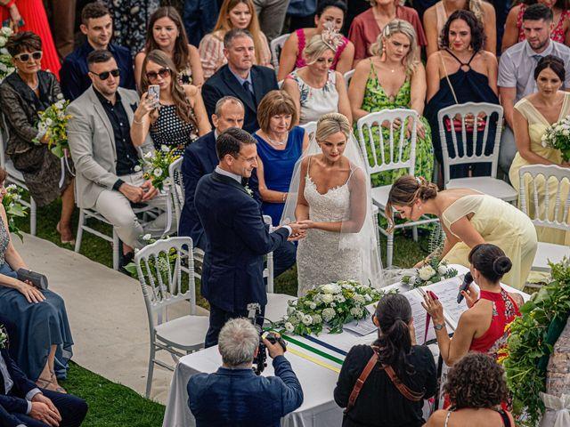 Il matrimonio di Giuseppe e Nikki a Trabia, Palermo 28