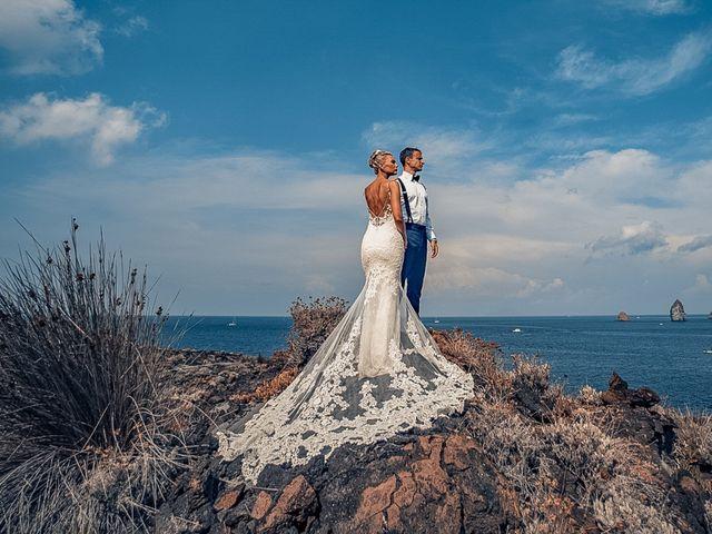 Il matrimonio di Giuseppe e Nikki a Trabia, Palermo 39