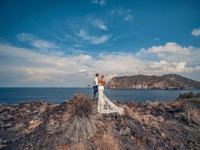 Il matrimonio di Giuseppe e Nikki a Trabia, Palermo 40