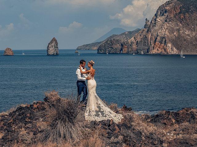 Il matrimonio di Giuseppe e Nikki a Trabia, Palermo 50