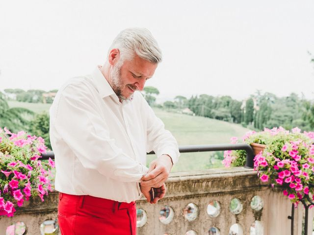 Il matrimonio di David e Kerri a Dozza, Bologna 34