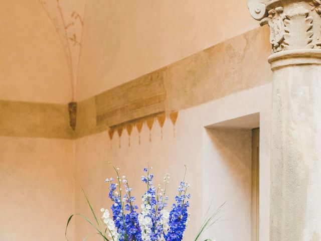 Il matrimonio di David e Kerri a Dozza, Bologna 57
